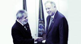 Brasil under Lula & Dilma disrupted US plans for South America, says former ambassador