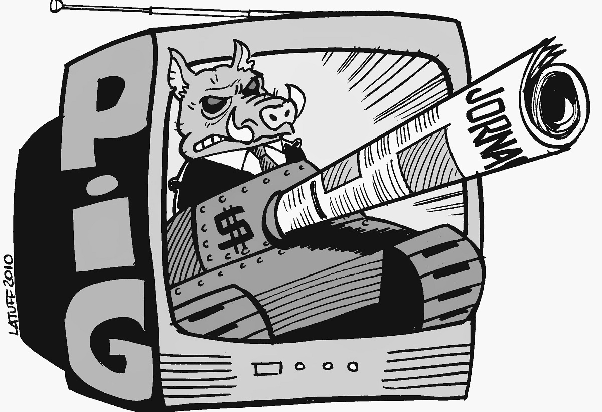 Independent media and the war of narratives