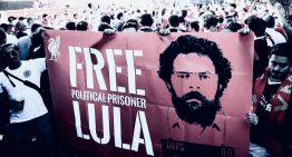 Lula's political imprisonment reaches 500 days