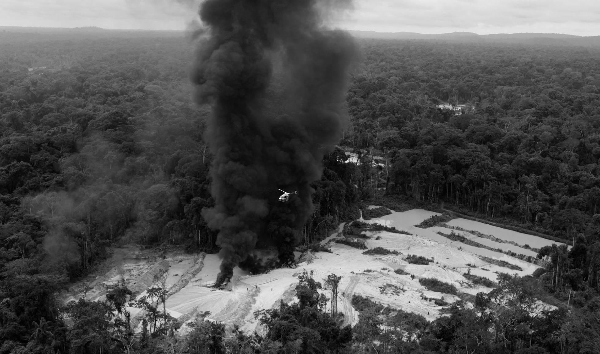 82% of Brasilians reject Bolsonaro's Amazon mining plan