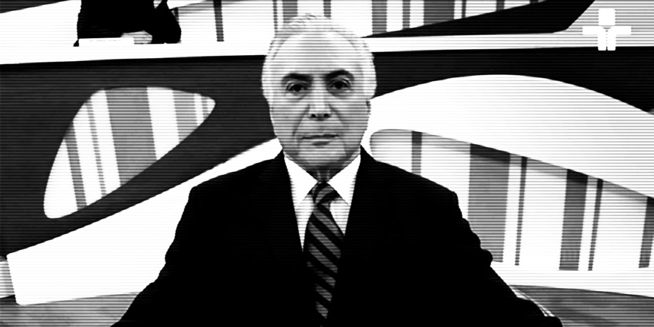 "Michel Temer: ""It was a Coup"""