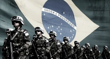 """Brazil's Armed Forces are """"to defend US interests"""" says researcher"""