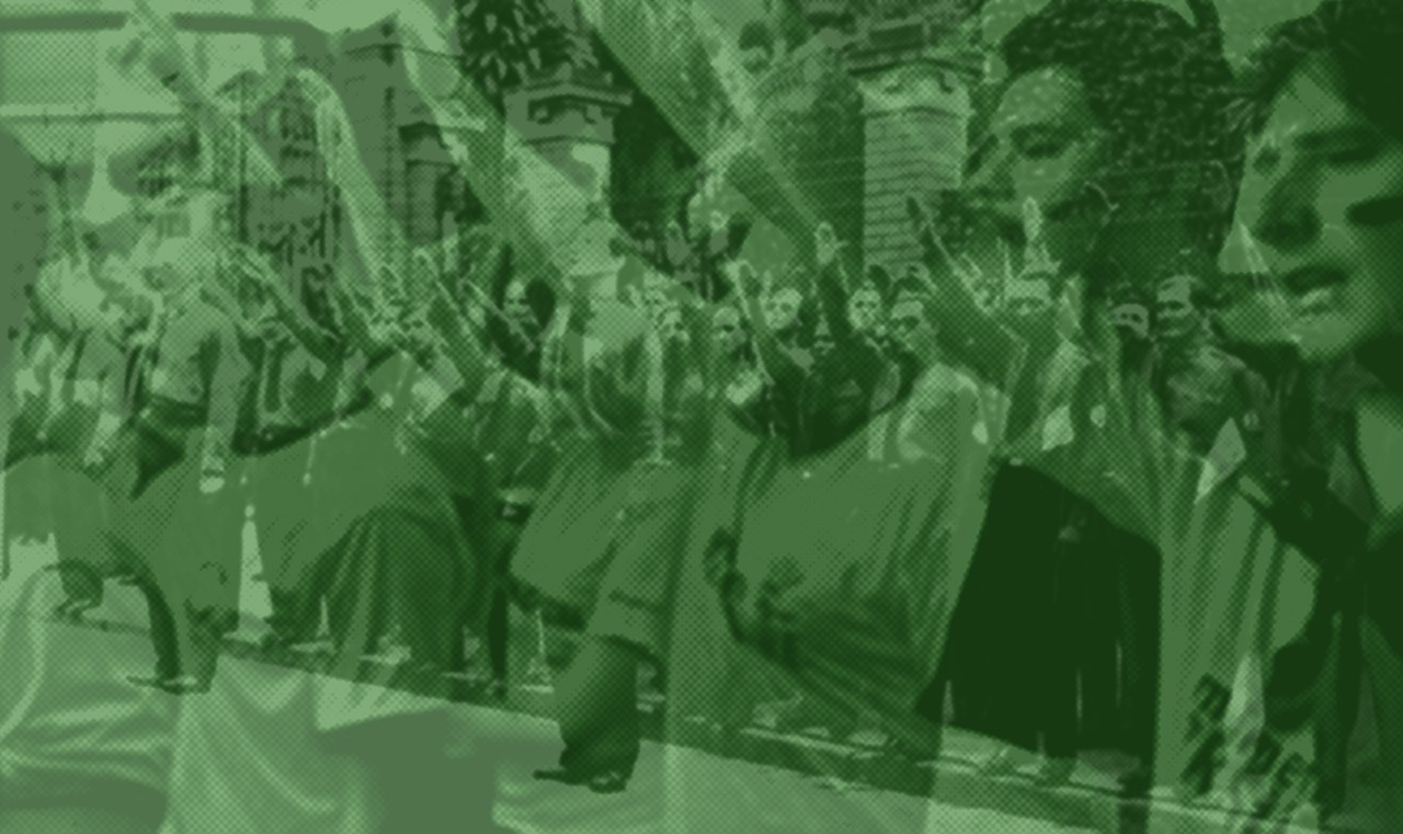 """Brasil's fascist """"green hens"""" are back"""