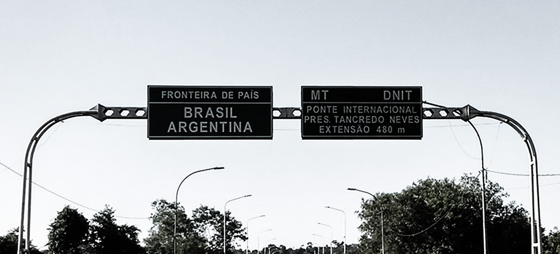 Covid-19: Brazil closes land borders with 8 countries