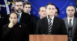 Bolsonaro's TV Meltdown In Full