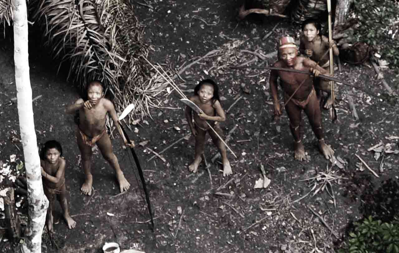 Genocide: Miners and loggers target uncontacted tribal lands under cover of Covid-19