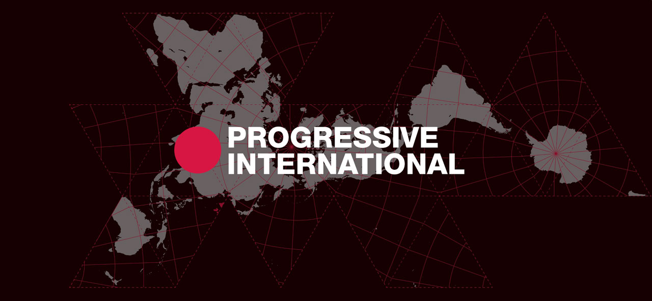 Launching a Global Progressive Front