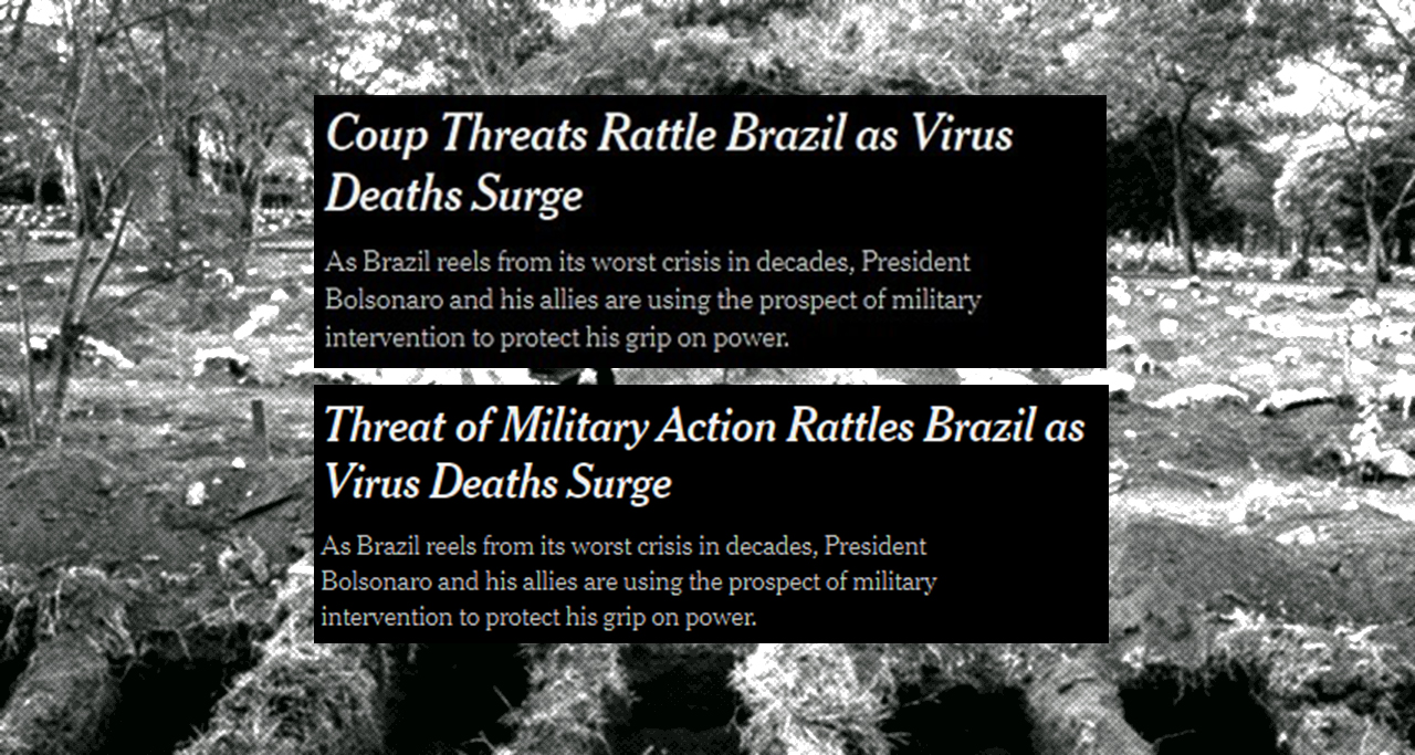 "NYT and Latin American Coups: In Hybrid War ""Nuance"" Is A Rhetorical Weapon"
