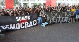 Pro-Democracy Protest Hit By Police Incitement And Far-Right Infiltration