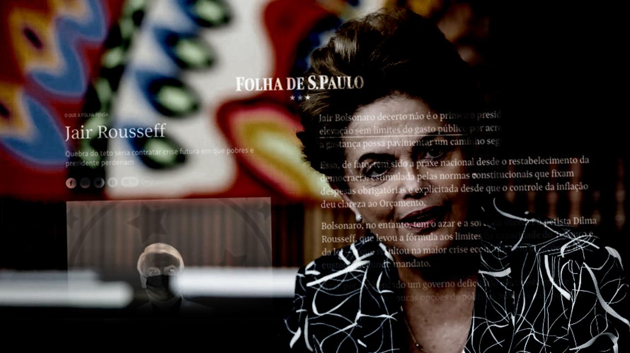 """Jair Rousseff"": Tone-deaf Folha and the pernicious myth of a broke Brazil"