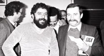 No Comparison: Walesa and Lula are different as night and day