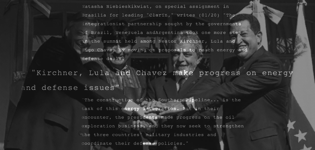 "Lula: US suppression of Brazil's sovereignty ""is not a theory, it is a fact"""