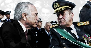 Temer Reveals Military Hand In Brazil's 2016 Coup
