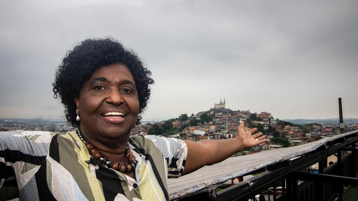 Benedita da Silva's 50 year fight for racial justice