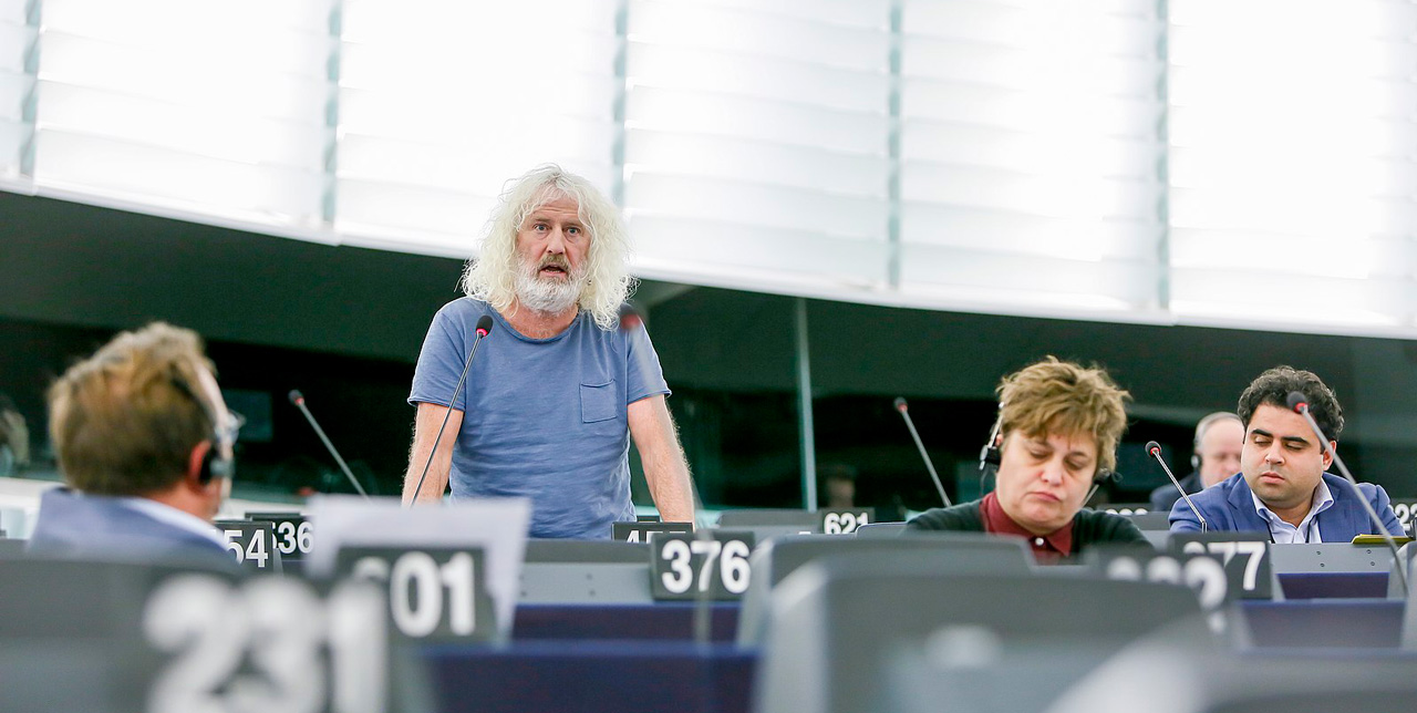 The EU and US Imperialism in Latin America. An interview with Mick Wallace MEP.