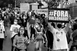 Nationwide Anti-Bolsonaro Protests Marked For July 24