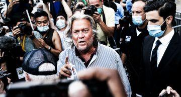 Steve Bannon Declares War On Lula