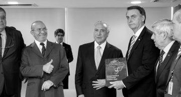 Bolsonaro's Discreet Charm for the Bourgeoisie