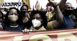 Social Movements March on Brazilian Finance Ministry